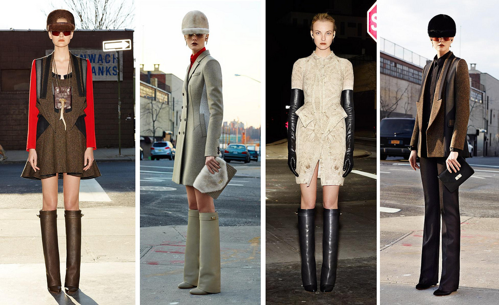 Playing Footsie: Fall Boot Trends